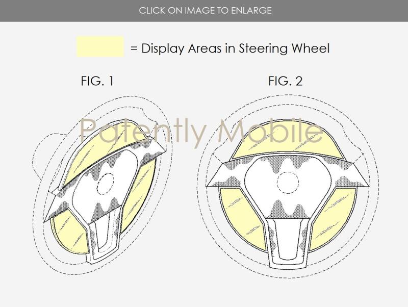 2AF X99 SAMSUNG DESIGN PATENT FOR A STEERING WHEEL
