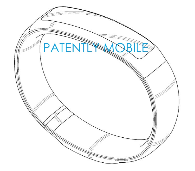 2AF  samsung smart bangle