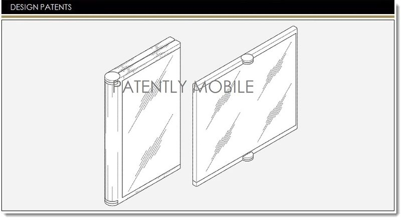 1AF - COVER - SAMSUNG GRANTED 3 FOLDABLE SMARTPHONE DESIGN PATENTS