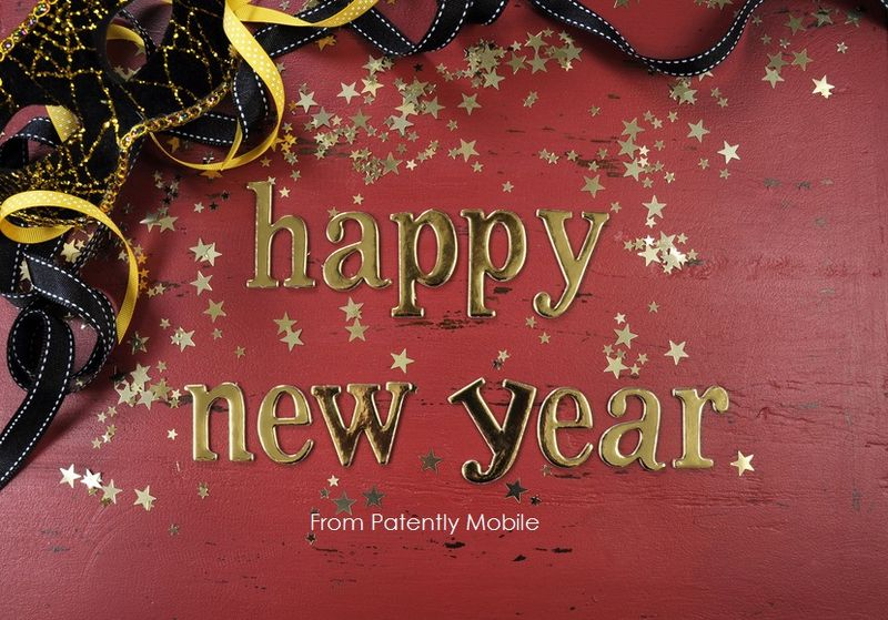 1PM -  happy new year