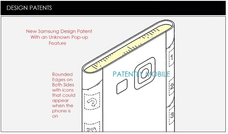 1AF -5- NEW DESIGN PATENT, SAMSUNG, JAN 2015
