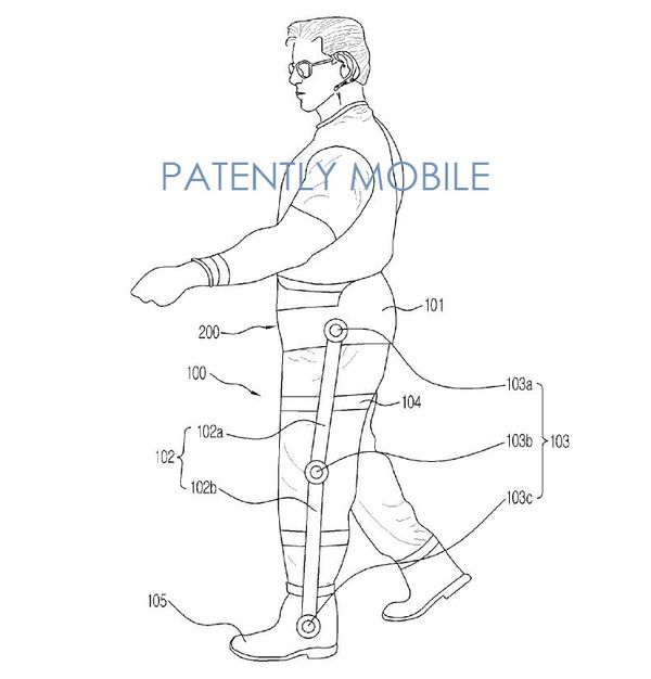 samsung invents a human wearable robot to give soldiers and Car Horn Installation Diagram samsung invents a human wearable robot to give soldiers and industrial workers extra strength patently mobile