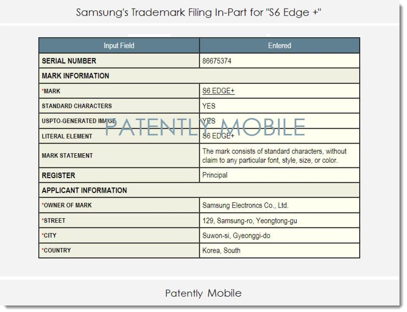 2AF PM VERSION - 55 APPLICATION IN-PART SAMSUNG S6 EDGE + TM