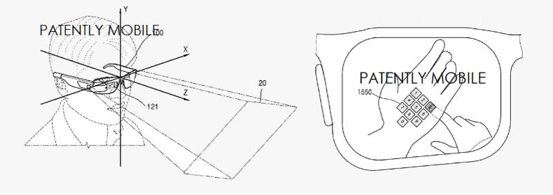 1AF 55 - PM - SAMSUNG GLASS PATENT
