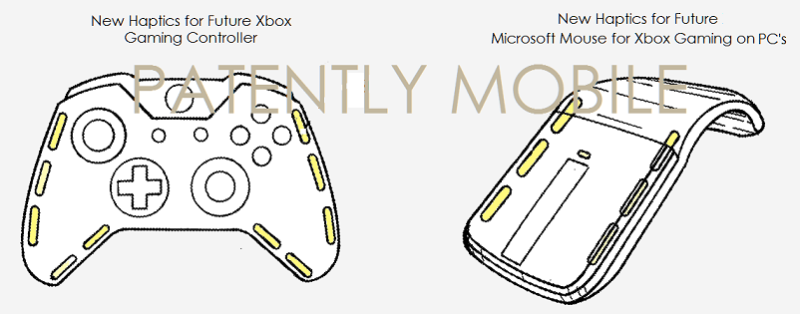 1AF 55 COVER MSFT HAPTICS XBOX CONTROLLER ADVANCED