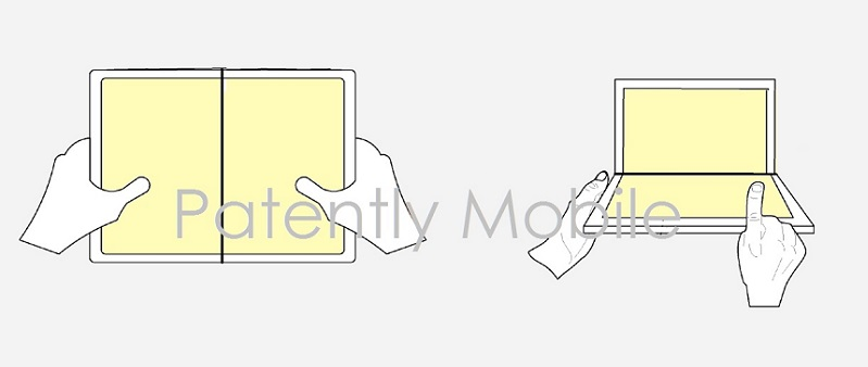 1AF 99 X MSFT FOLDABLE DEVICE PATENT