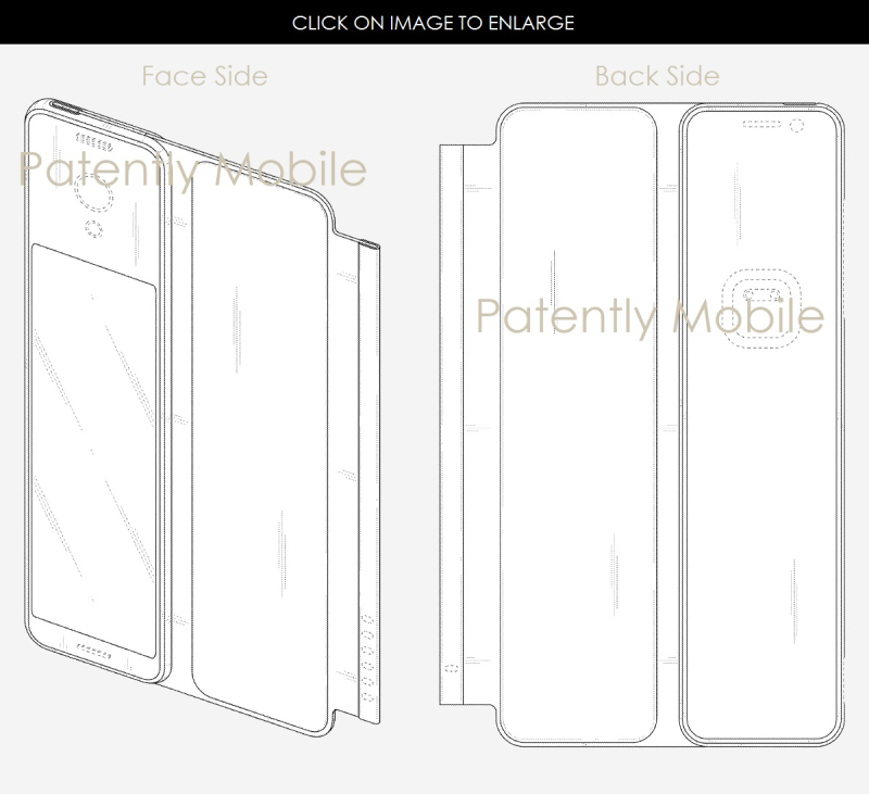 2AF X 99 SAMSUNG DESIGN PATENT  ELECTRONIC DEVICE  MAY 30  2017