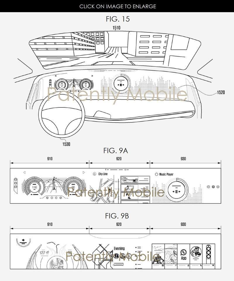 6af x99 samsung new dashboard concept