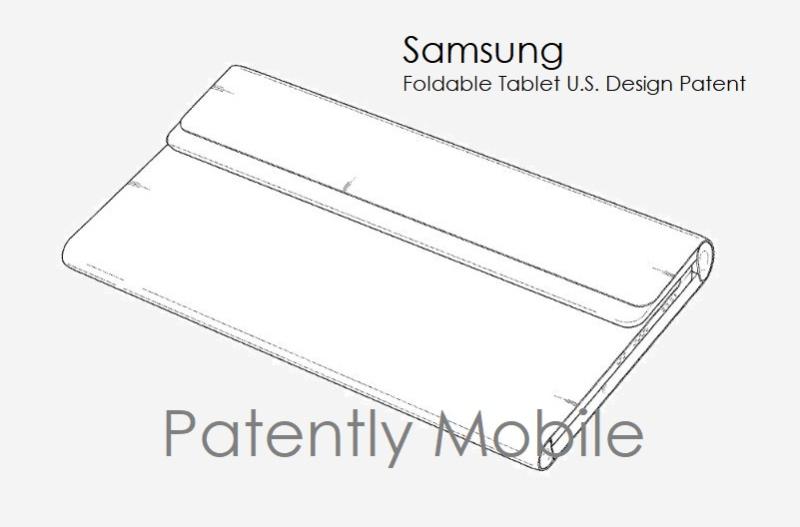 2AF X99 SAMSUNG FOLDABLE TABLET +
