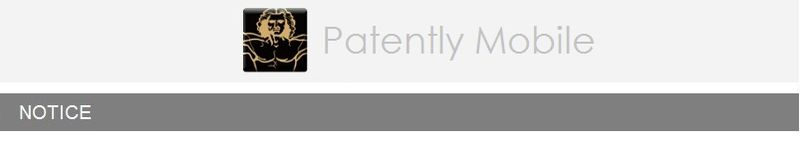 16.1   Patently Mobile - Notice Bar