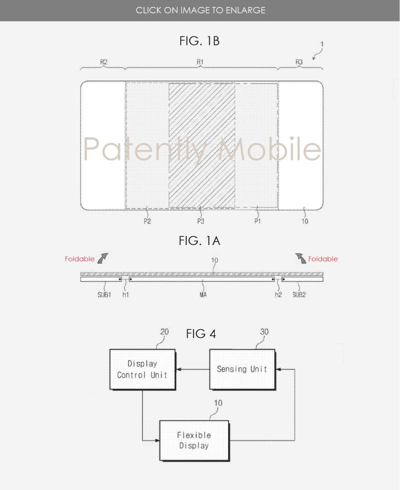 2 Samsung Multi-fold Tablet