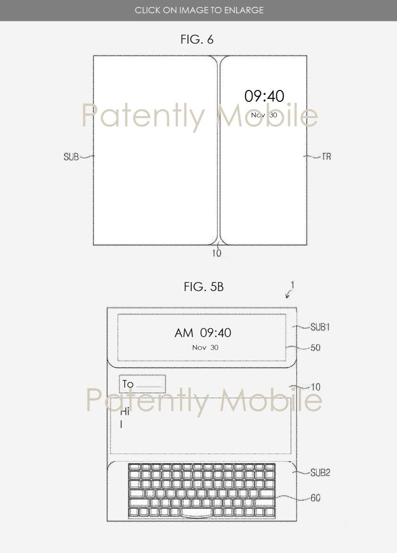 3 Samsung Multi-Fold Tablet