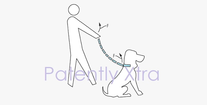 1 Cover Samsung patent Virtual Leash