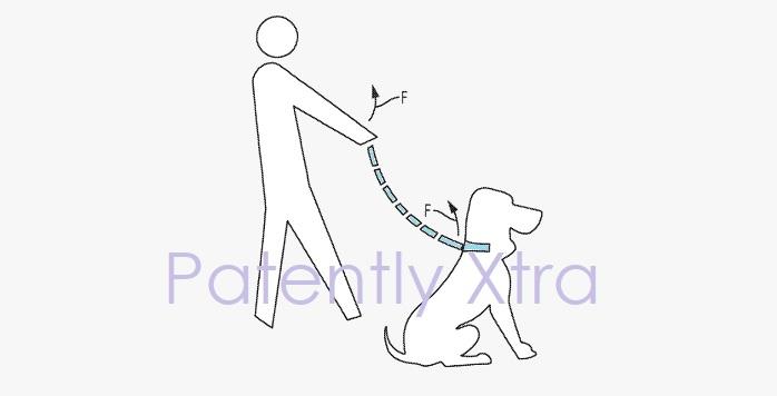 1 Cover Samsung patent Virtual Leash