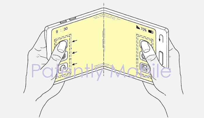 1 Cover Samsung granted patent report May 2018  Patently Mobile