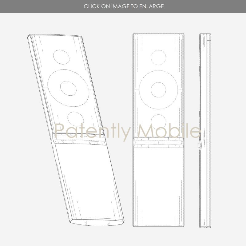 8 samsung remote design patent may 2018  Patently Mobile report