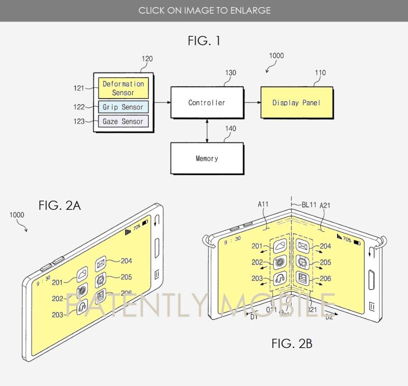 2 SAMSUNG FOLDING PHONE FIGS 1  2A  B