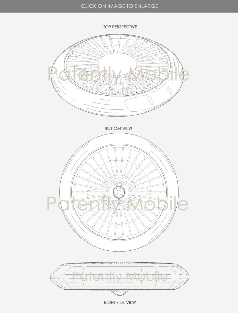 3 SAMSUNG'S FOURTH DRONE DESIGN PATENT