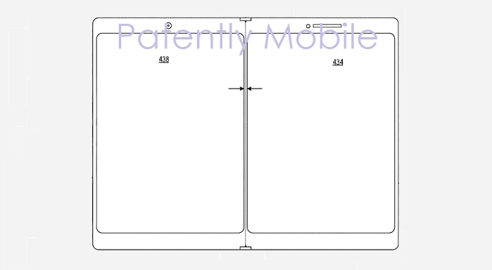 1 A Cover msft patent application for dual display smartphone