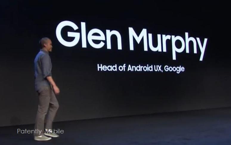 7 Head of Andoid UX   Glen Murphy