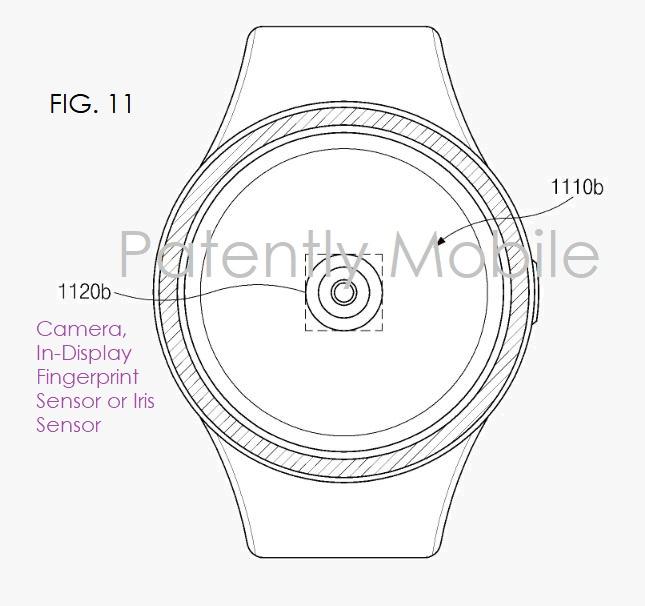2 X Samsung Galaxy Watch with in-display biometrics
