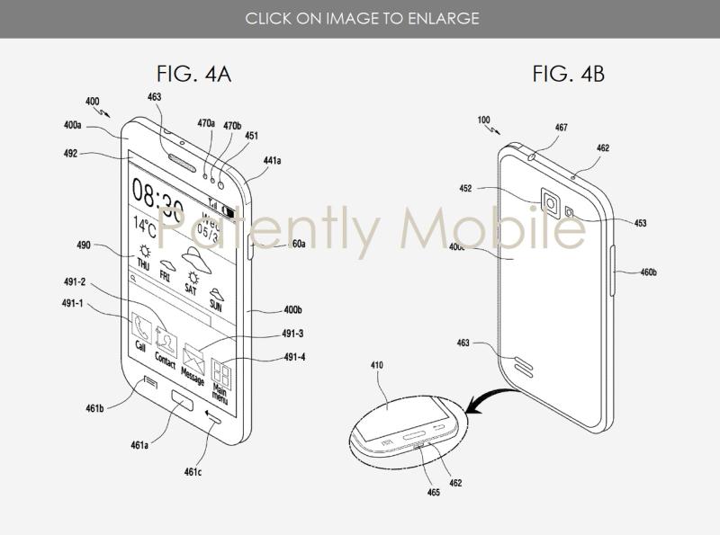 2 samsung fingerprint patent