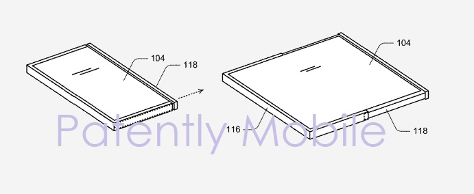 1 X Cover Microsoft Expandable smartphone
