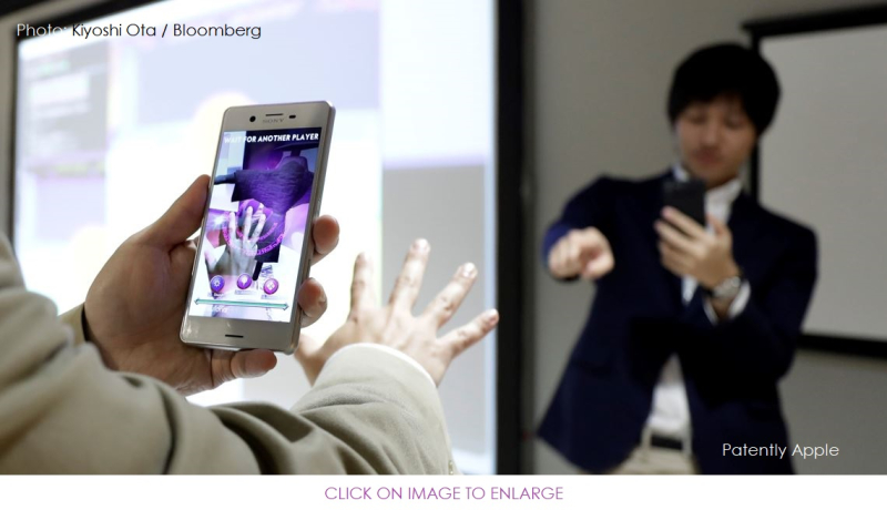 2 x Sony shows off 3D depth camera with in-air gesture capabilities