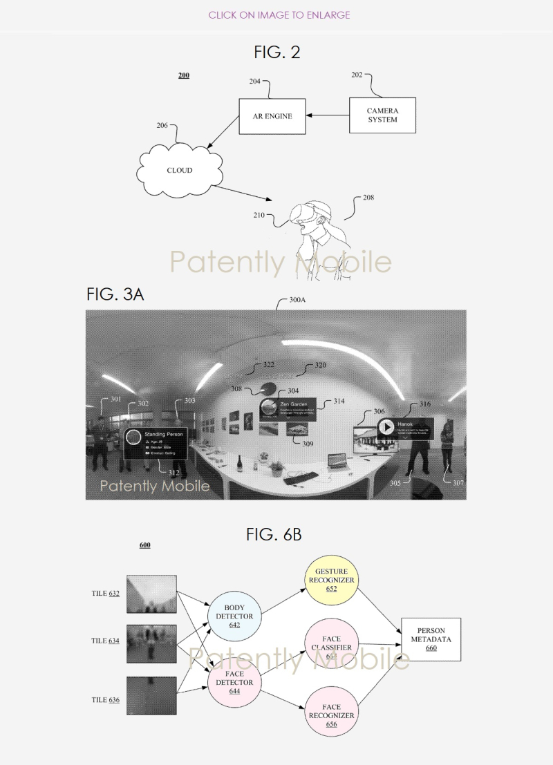 2 - SAMSUNG PATENT FIGURES FOR AR HEADSET REPORTED ON BY PATENTLY MOBILE FIRST