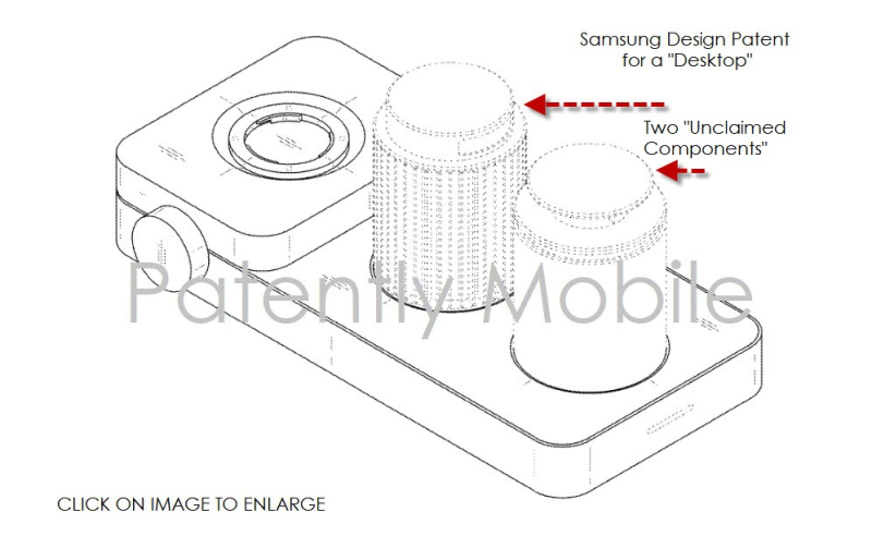 2 FINAL Samsung design patent with unclaimed components