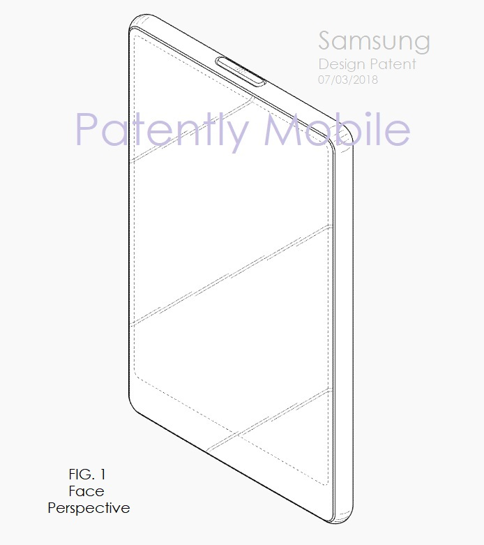 2 X DESIGN PATENT SAMSUNG JULY 2018