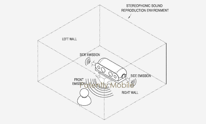 1 SAMSUNG 3D SOUND REPRODUCTION
