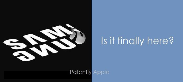 4 X Samsung logo folded over