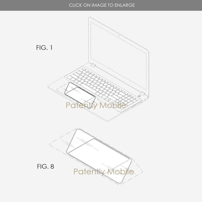 4 SAMSUNG LAPTOP DESIGN PATENT FIGURES  PATENTLY MOBILE