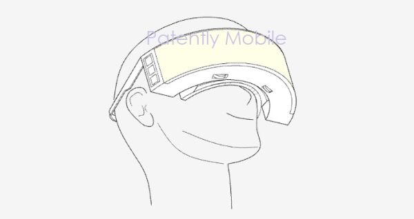Samsung Invents Next-Gen Gear VR Headset that provides a Curved Display for a more Natural Field of View and more