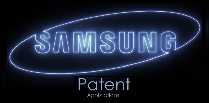 1 - Samsung patent Applications from Patently Mobile