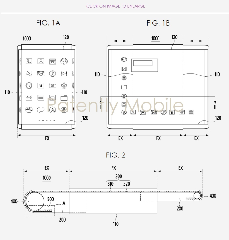 2 Rollable Display device