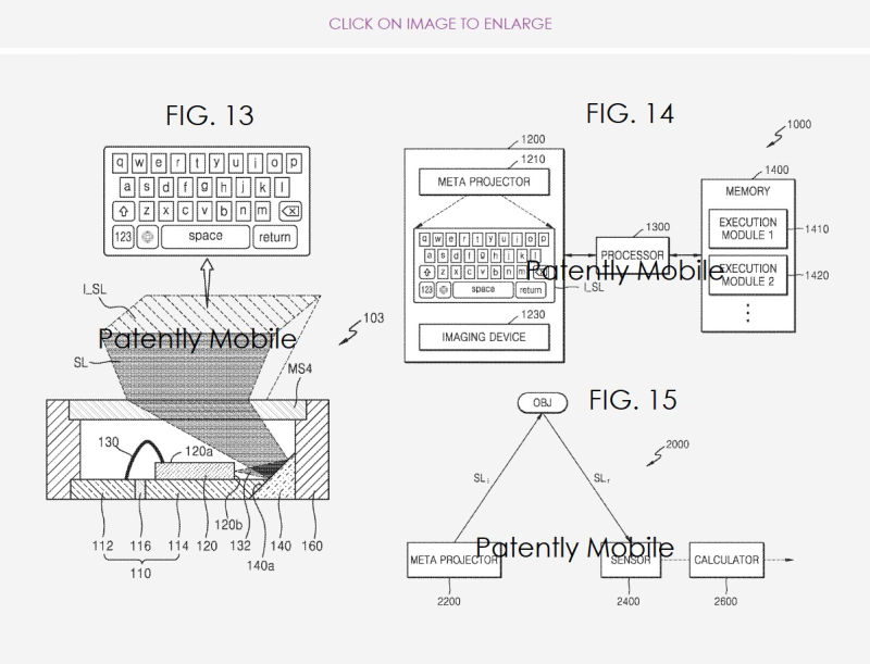 samsung invents a meta projector for future smartphones  a