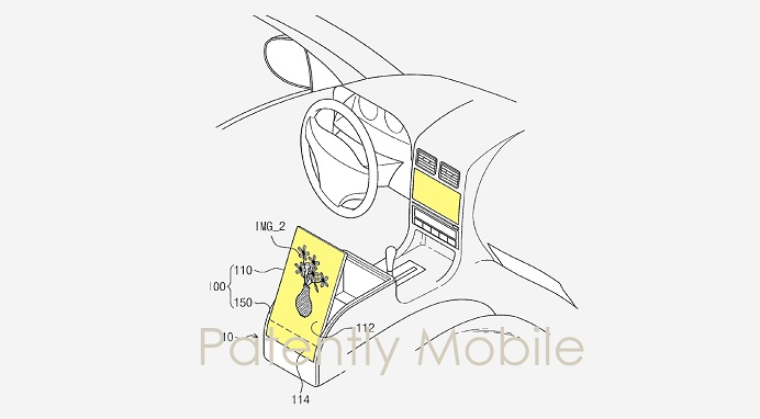 1 X Cover Samsung Displays for Vehicles