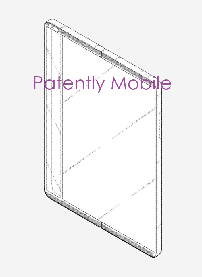 2 LG FOLDABLE SMARTPHONE  PATENTLY MOBILE REPORT MAR 13  2019