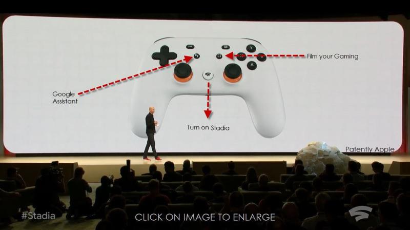 2 x Google Controller
