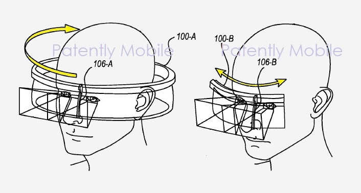 Microsoft invents a Next-Gen Mixed Reality Headset that goes