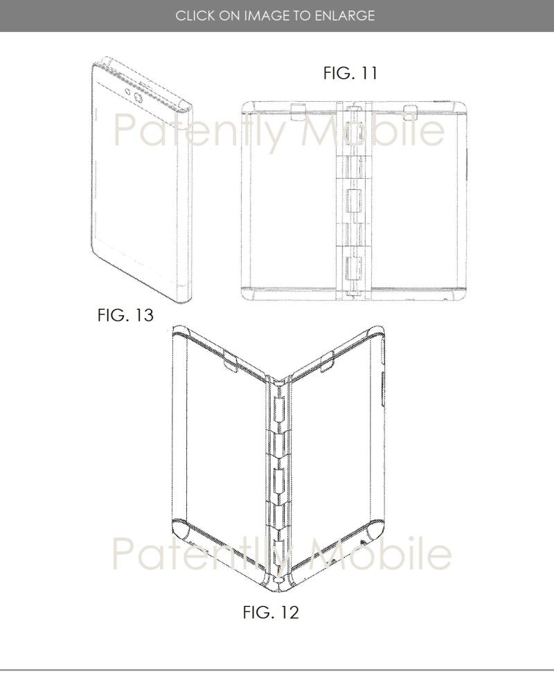 2 Vivo foldable smartphone U.S. Patent
