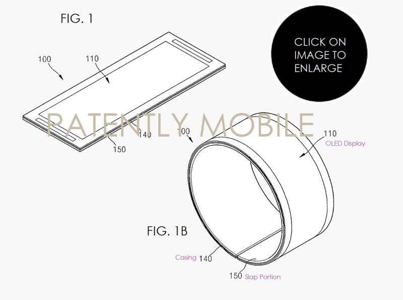 2 samsung smartwatch bracelet