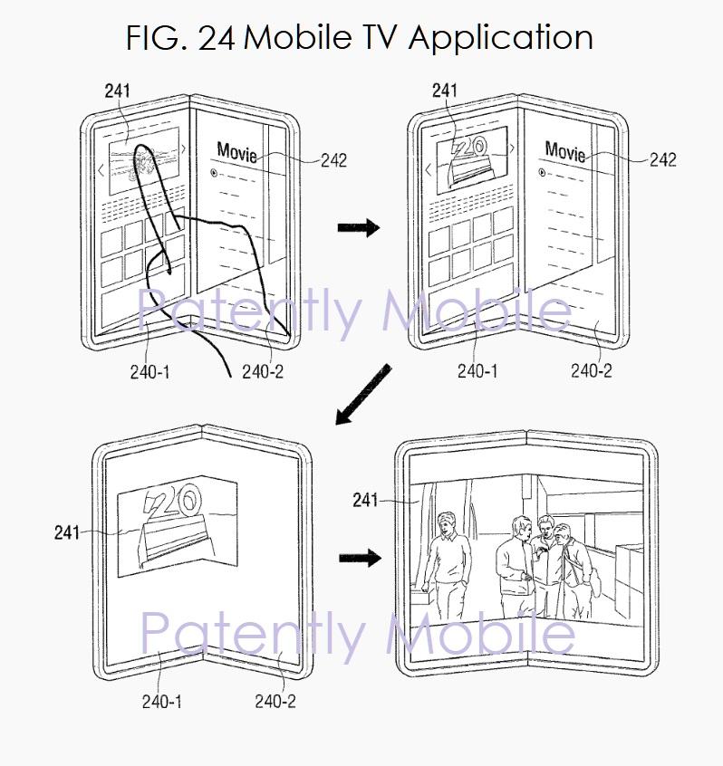 3 X Samsung patent '4566