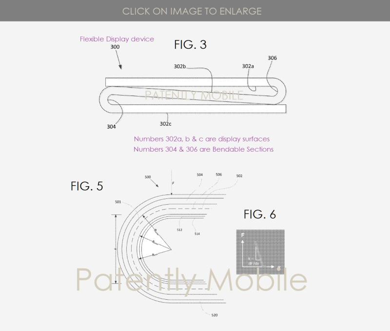 Сгъваем смартфон на Google - патент показва плановете на компанията 11
