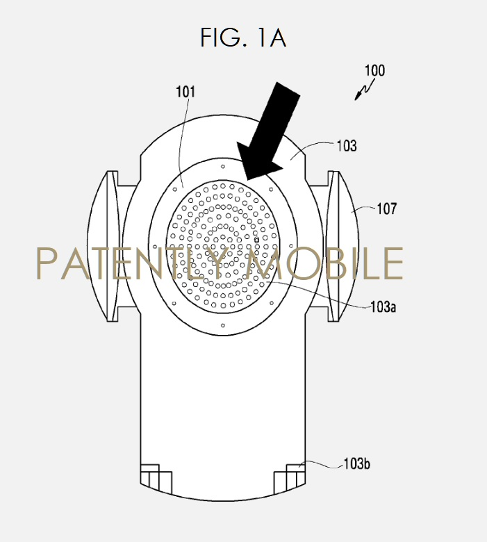 2 X1 FIG. 1A WIRELESS CHARGING DEVICE SAMSUNG PATENT