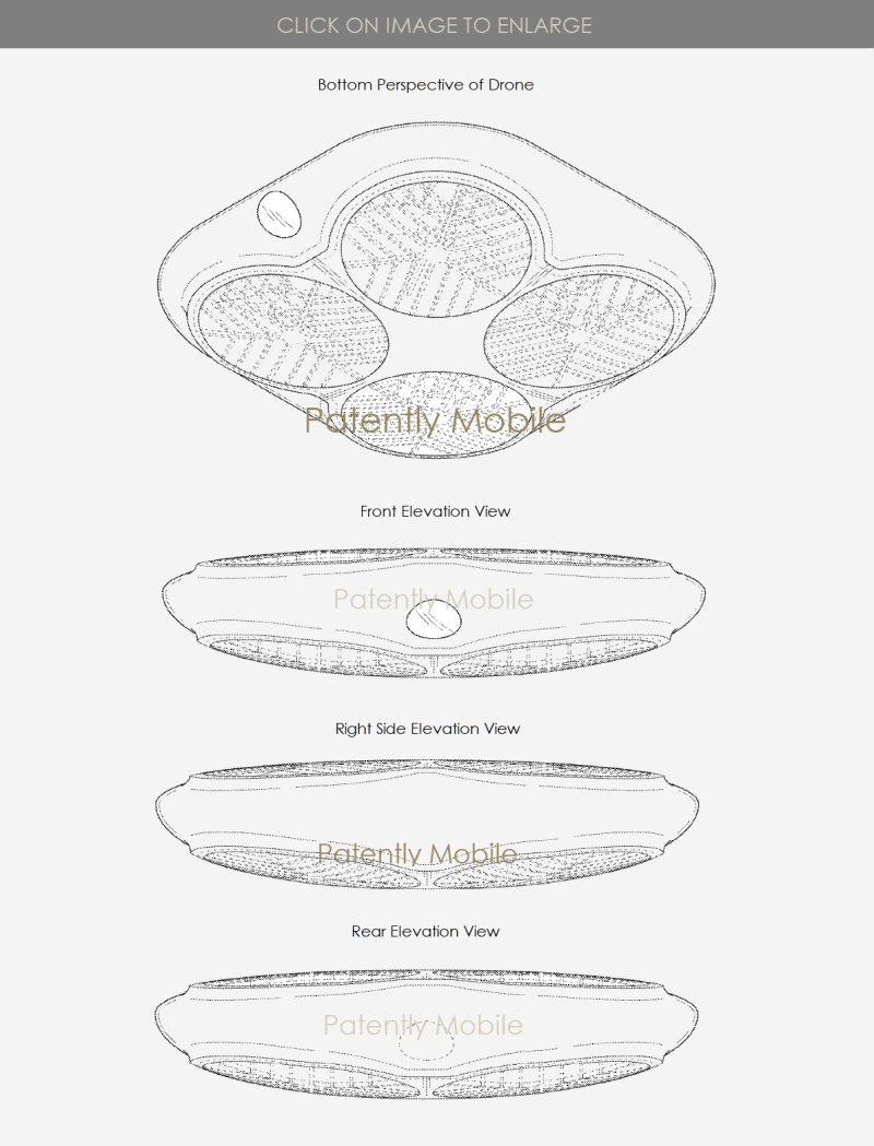 2 SAMSUNG DRONE WINS DESIGN PATENT  PATENTLY MOBILE IP REPORT