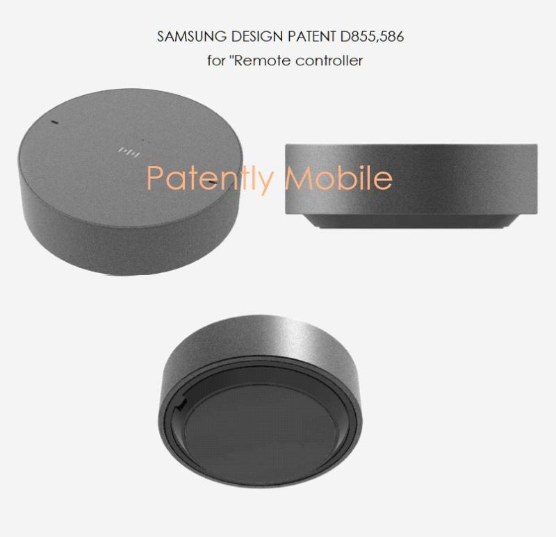 2 X Samsung 'Remote Controller' design patent win Aug 6  2019