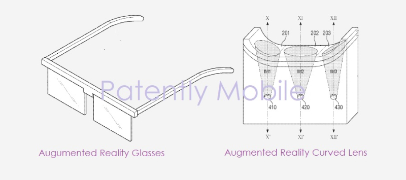 1 Cover SAMSUNG'S 2ND SMART GLASSES PATENT